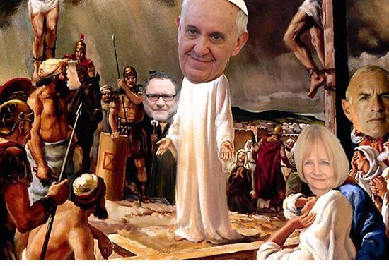 sanhedrin pope