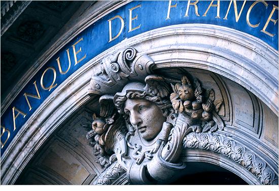 bank de France euro Se la Francia Stampa Euro. (di Maurizio Blondet)